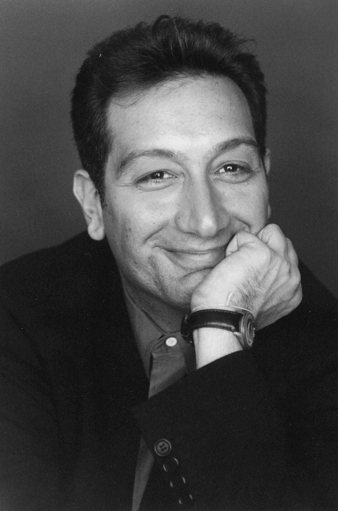 Moises Kaufman Headshot