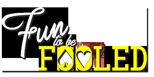 Fun to be Fooled Logo